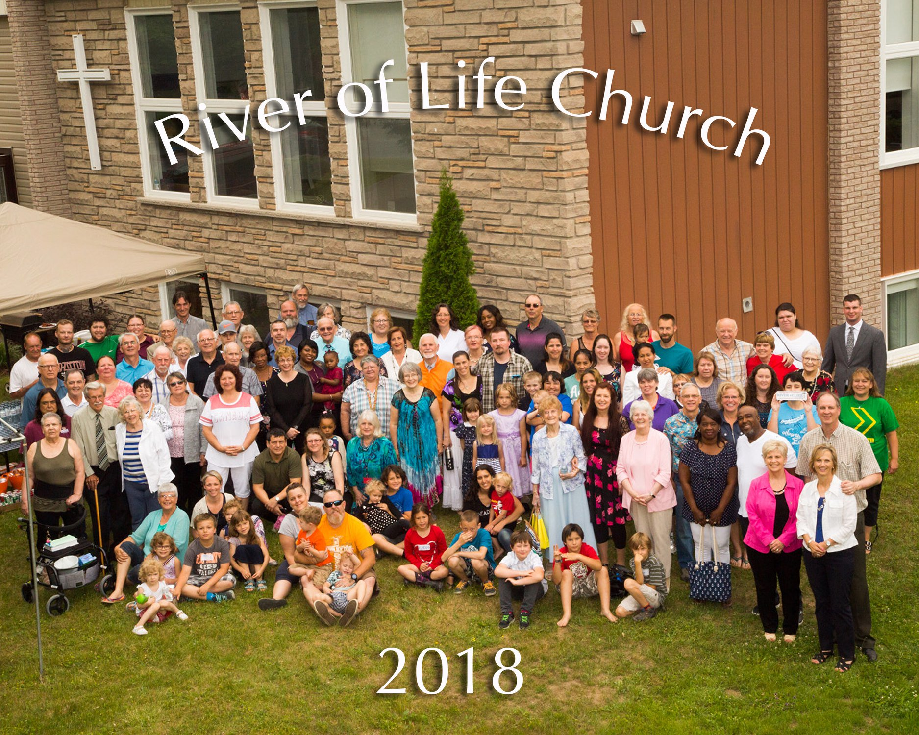 River of Life Midland - 45th Anniversary